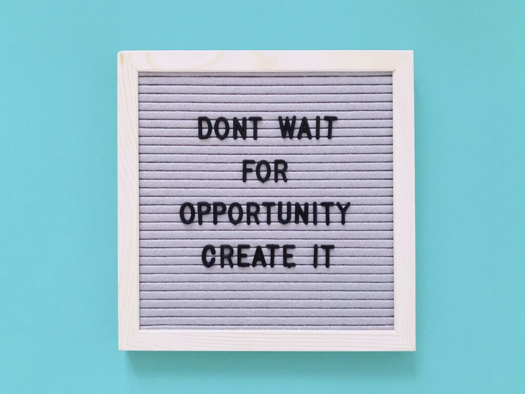 Create Opportunity - Improve Your Legal Operations